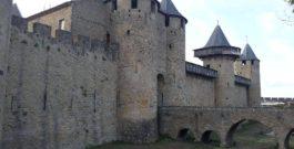 Etape 17 : Mardi 18/9 Puichéric – Carcassonne 27 Km