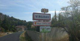 Etape 20 : Vendredi 21/9 Albas – Vingrau 25 Km